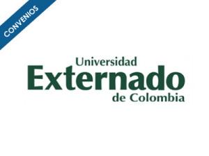 Convenio de ALICE con la Universidad Externado de Colombia