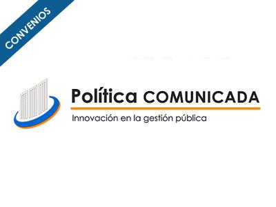 Convenio de ALICE con Política Comunicada diario online